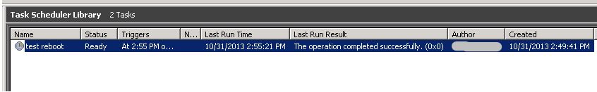 reboot-successful