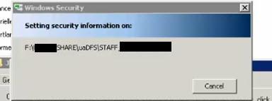 Windows Security Prompt
